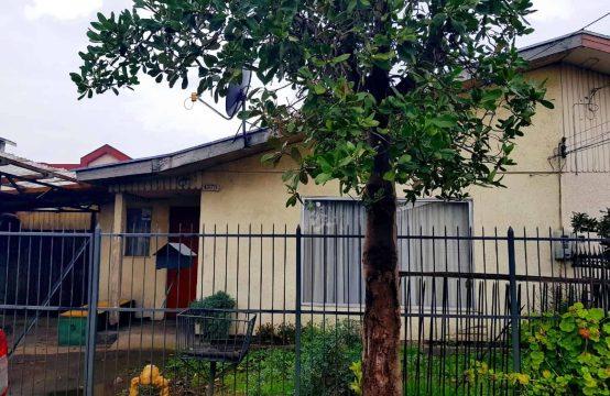 Se Vende Casa 3D 1B + Depto Int. Sector Sevilla, Temuco