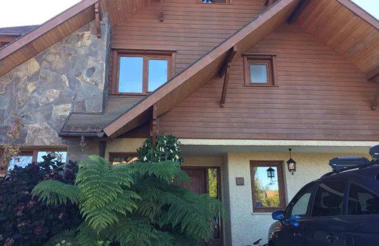 Se Vende Casa 5D, 3B en Condominio el Portal, Temuco