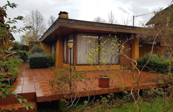 Se Vende Casa 4B 2B Amplia Calle Francia, Temuco