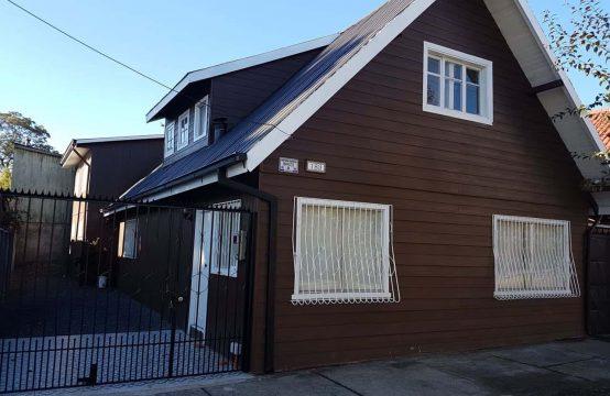 Se Vende Casa 20D 11B Centro de Temuco