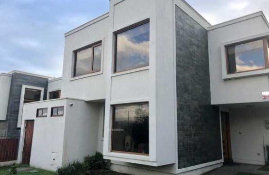 Se Arrienda Casa 4D 4B Casa estilo Mediterráneo, Temuco