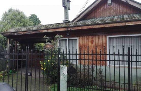 Se Vende Casa 3D 2B Sector Hochstteter, Temuco