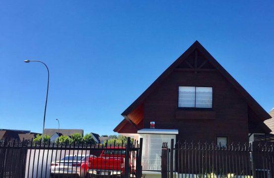Venta de Casa con 3d en Valle Alcalá, Temuco