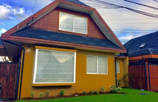 Se Vende Casa 3D 3B Camino del Alba, Temuco