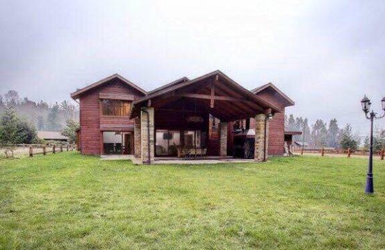Venta de Casa con 6d en Condominio y acceso a Lago Villarrica