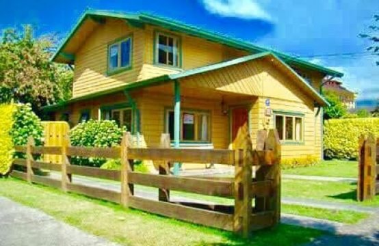Se Vende Casa 5D 2B Pucon, Temuco