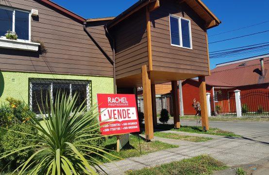 Se Vende Casa 3D 2B Villa las Tortolas Temuco