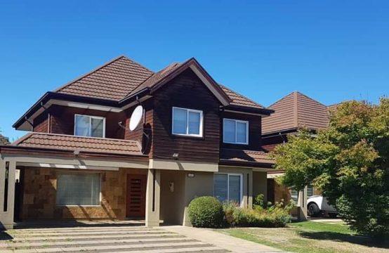 Se Vende Preciosa Casa 4D 4B en Barrio Inglés, Temuco