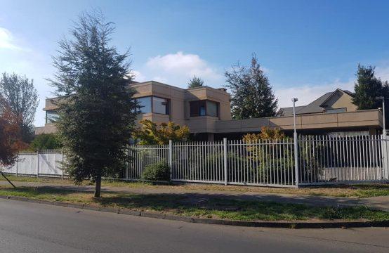 Se Arrienda Gran Casa 6D 4B, Av los Pablos, Temuco