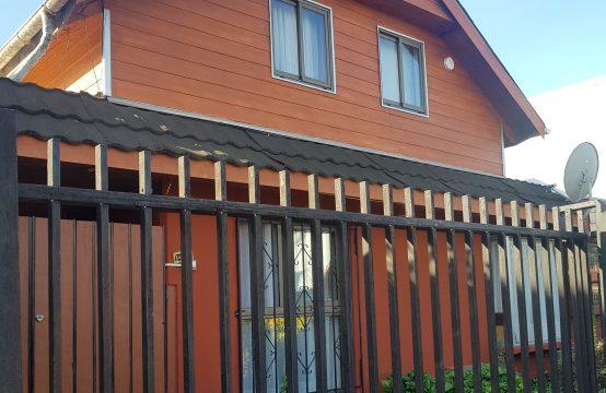 Se Vende Amplia Casa 5D 2B Villa Galicia 3, Temuco