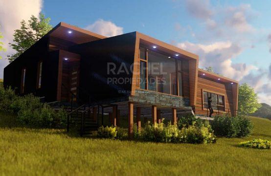 Se Vende Preciosa Casa 4D 2B Nueva en Parcela, Sector Monte Verde