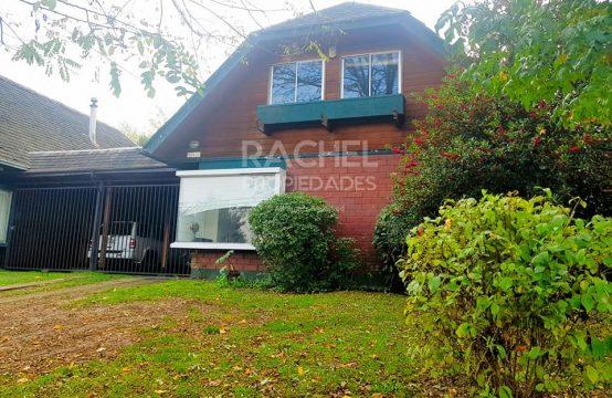 Se Vende Casa 4D 3B Cercana Av. Alemania Temuco