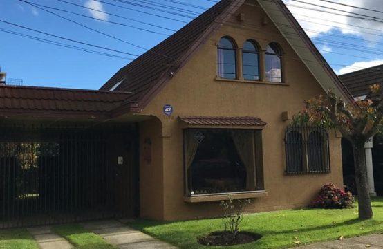 Se Vende Linda Casa 4D 3B, Javiera Carrera, Temuco