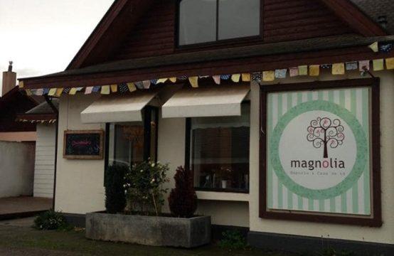 Se arrienda local comercial, café magnolia