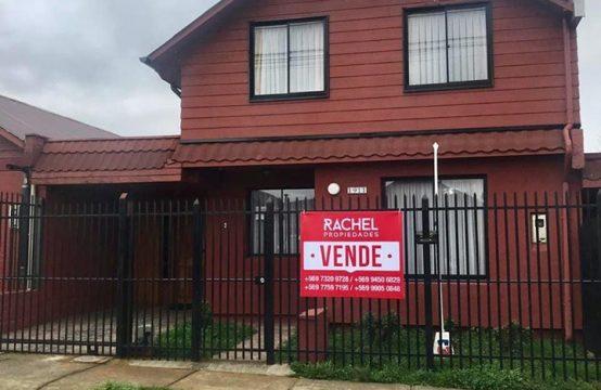Se vende casa ampliada 5 dormitorio Villa Pulmahue