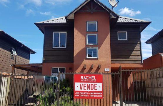 Se vende casa seminueva sector lomas de Maquehue