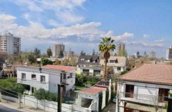 Se Arrienda departamento Amoblado Providencia, Santiago