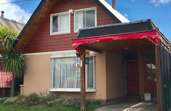 Se vende casa sector Alcántara en Temuco