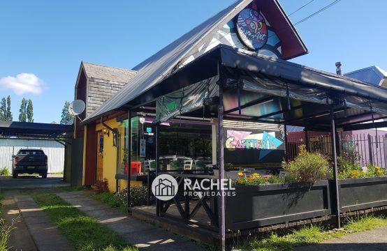 Se vende DERECHO DE LLAVES cafetería, sector los Pablos