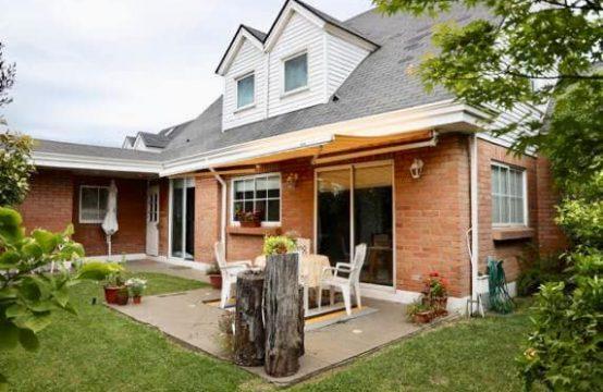 Se vende linda casa en sector alcala, Temuco