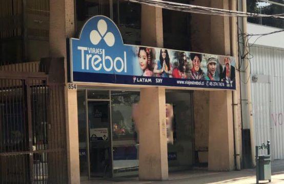 Se arrienda local comercial centro de Temuco